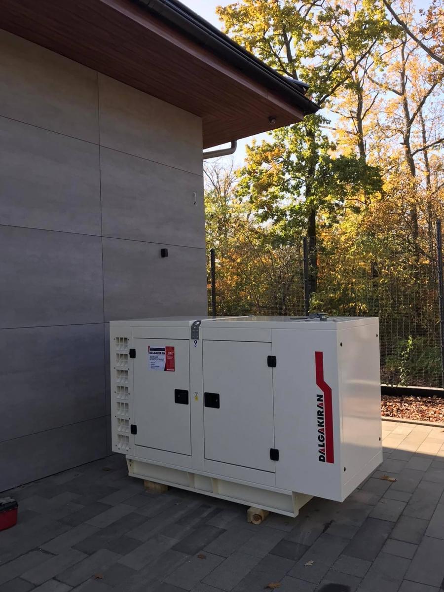 Дизельный генератор для частного дома