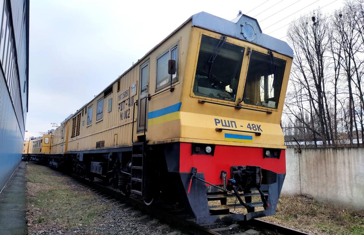 Дизель-генератор для РШП-48К