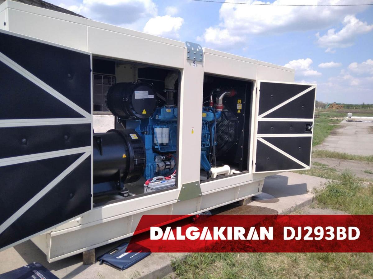 Генератор 200 кВт