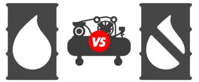 Что лучше выбрать масляный или безмасляный компрессор?