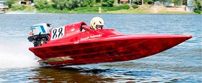 Участие команды DALGAKIRAN в финале Кубка Европы по водно-моторному спорту