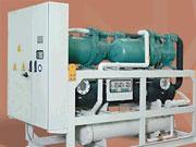 Чиллеры с конденсатором водяного охлаждения