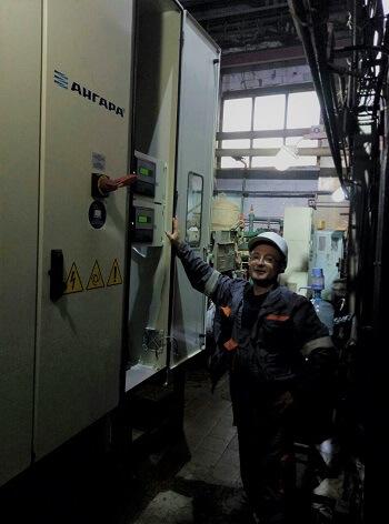 Чиллер Далгакиран 500 кВт