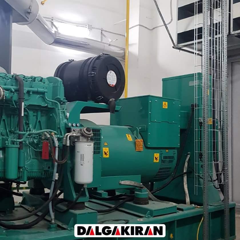 Дизель-генератори Dalgakiran для лікарень і госпіталів