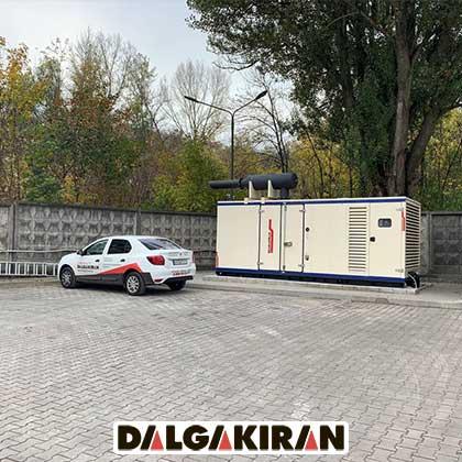 Электростанция DALGAKIRAN DJ825BD