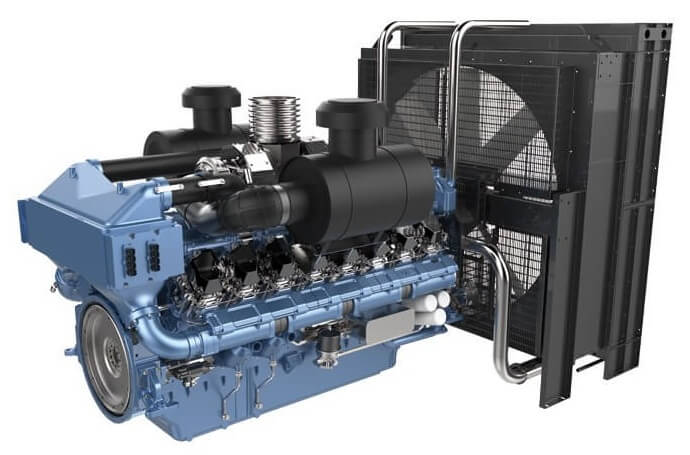 Двигатели Бадуин