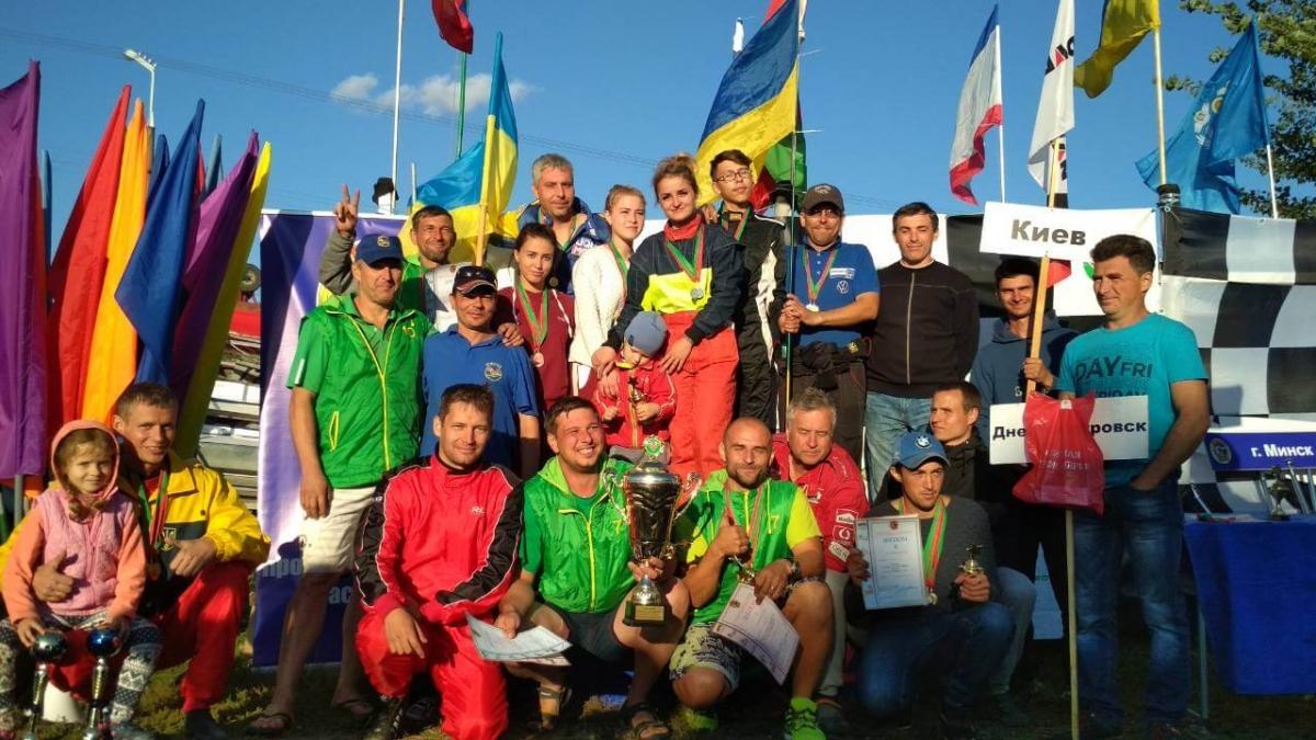 Сборная Украины по водно-моторному спорту