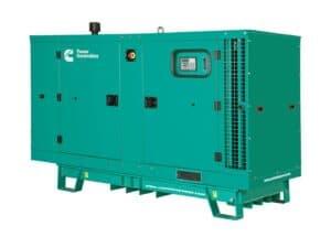 Дизельные электростанции Cummins Power C44 D5 - C66 D5