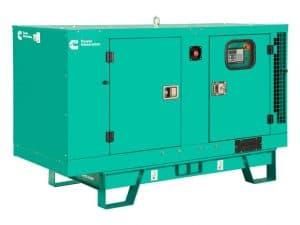 изельные электростанции Cummins Power C17 D5 - C28 D5