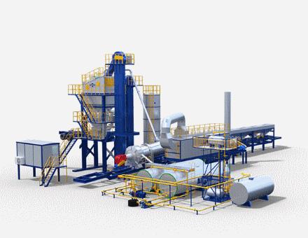 Асфальтово-бетонный завод