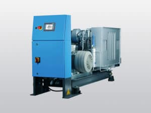 Компрессоры Bauer серии E давлением 64 – 100 бар для сжатия воздуха и азота