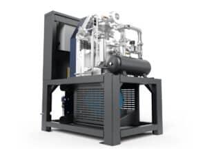 Багатоступінчасті компресори високого тиску