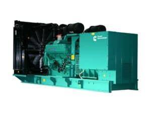 Дизельные электростанции Cummins Power C1000 D5, C1100 D5