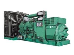 Дизельные электростанции Cummins Power C2750 D5B