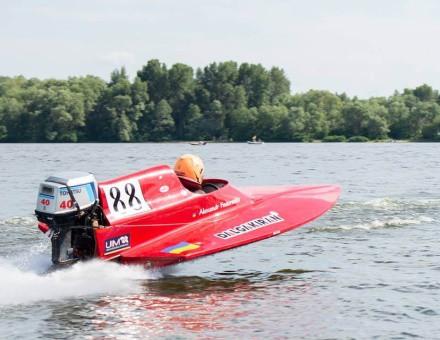 DALGAKIRAN в финале Кубка Европы по водно-моторному спорту