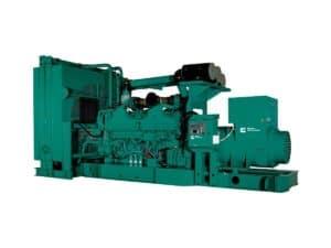 Дизельные электростанции Cummins Power C1760 D5e - C2500 D5A