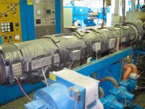 Термоизоляционные энергосберегающие чехлы для экструзионного оборудования