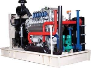Когенерационные установки на природном газе