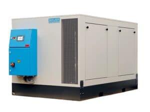 Багатоступінчасті компресори високого тиску з повітряним охолодженням