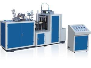 Оборудование для производства бумажных стаканов и тарелок