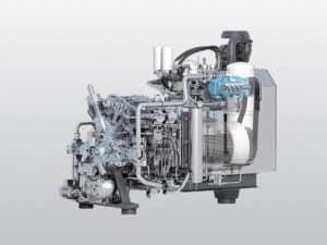 Компресори Bauer серії GIB-SP тиском 50 - 520 бар для стиснення повітря і азоту